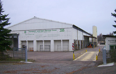 Salzlager Burgstädt