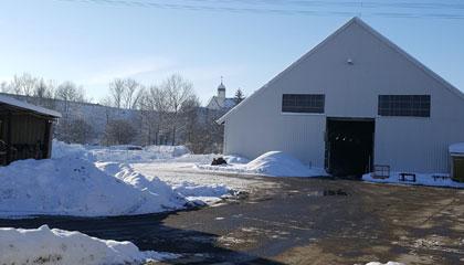 Salz- und Düngerhalle